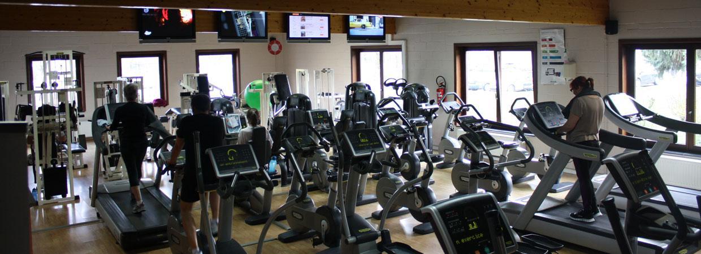 Gymnasium - Salle de fitnesss