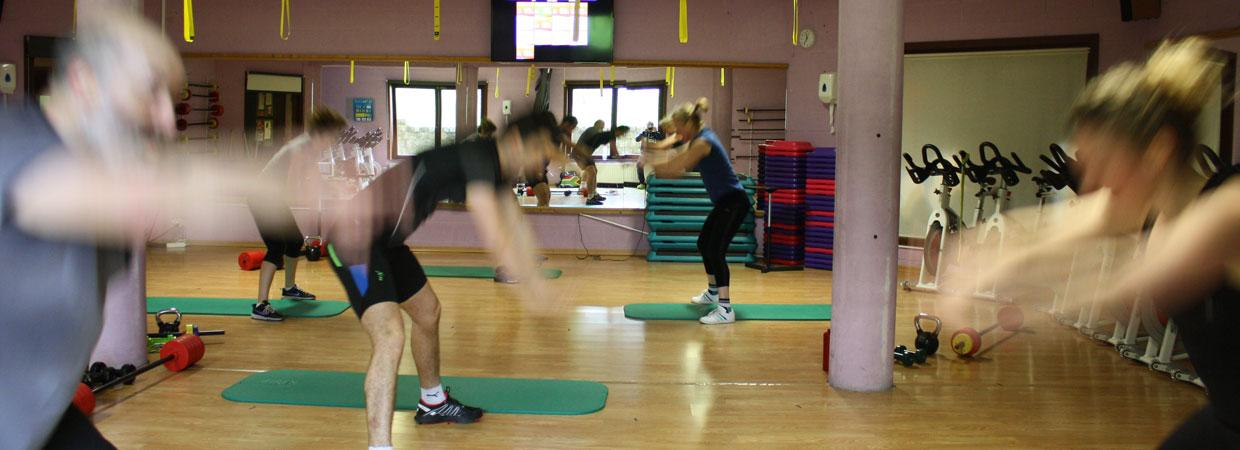 Cours Collectif - Total Body Conditioning (Crosstraining)